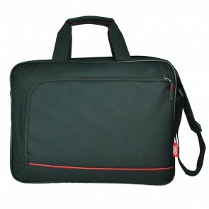 """Nylon tas voor 15 tot 16.1"""" notebooks"""